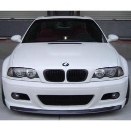 CALANDRE NOIRE BMW E46 COUPE ET CABRIOLET 99-03 + M3