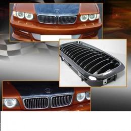 CALANDRE CHROME BMW E38 1994-2001