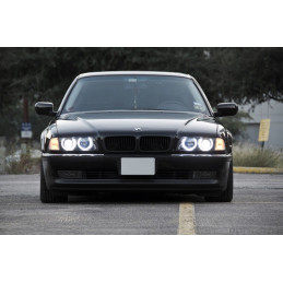 CALANDRE NOIRE BMW E38 1994-2001