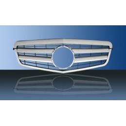 CALANDRE MERCEDES W212 CL SILVER