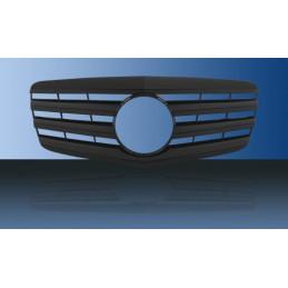 CALANDRE MERCEDES W211 FLAT NOIRE apres 07