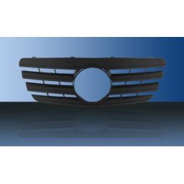 CALANDRE MERCEDES W210 CL MAT NOIRE 00'-02'
