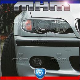 PAUPIERES DE PHARE BMW E46 BERLINE 01-05