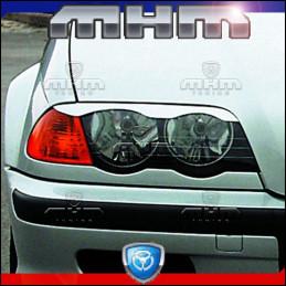PAUPIERES DE PHARE BMW E46 98-01