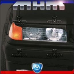 PAUPIERES DE PHARES BMW E36 TOUS MODELE