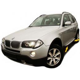MARCHE PIED OEM LOOK BMW X3 2004-2010