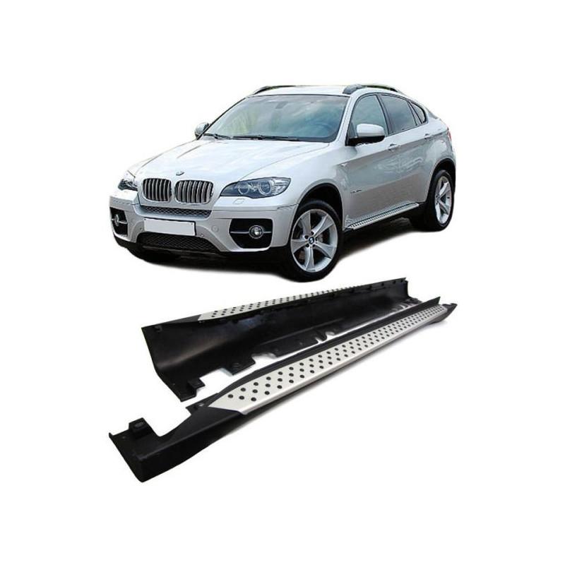MARCHE PIED ALU OEM LOOK BMW X6 2008+