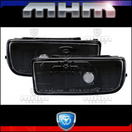 ANTIBROUILLARDS NOIR BMW E36