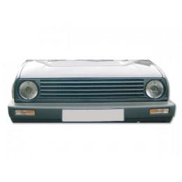 CALANDRE SANS SIGLE NOIRE VW GOLF 2 83-91