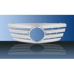 CALANDRE MERCEDES W210 CL SILVER 00'-02'