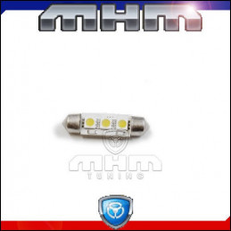 Ampoule LED navette 31mm SMD-CANBUS