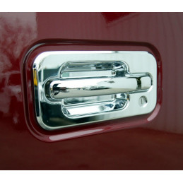 COUVRE POIGNEES CHROME HUMMER H2 02-09