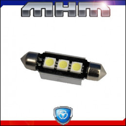 Ampoule LED navette 36mm SMD-CANBUS