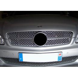 CALANDRE MERCEDES W219 SLS SILVER apres 08
