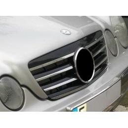 CALANDRE MERCEDES W210 CL NOIRE 00'-02'