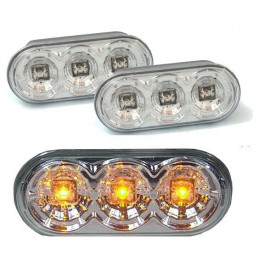 REPETITEURS LED CHROME VW