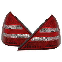 FEUX LED ROUGE BLANC MERCEDES SLK R170