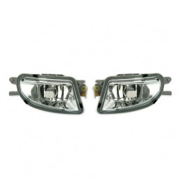 ANTIBROUILLARD CHROME MERCEDES SLK R170