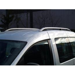 KIT BARRES DE TOIT ALU VW CADDY MAXI 2004+