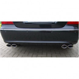 EMBOUT INOX 2*2 MERCEDES W211