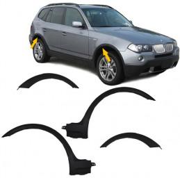 ELARGISSEURS AILES BMW X3 2004-2010
