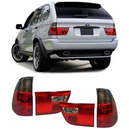 FEUX ROUGE NOIR BMW X5 E53 99-03