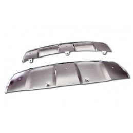 KIT SPOILER OFF ROAD BMW X6 2008+