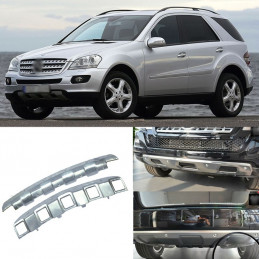 KIT OFF-ROAD INOX MERCEDES ML W164 06-08