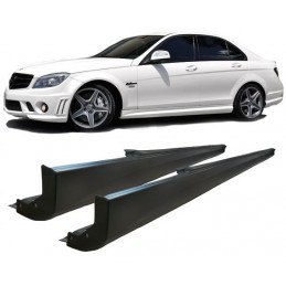 BAS CAISSE AMG LOOK MERCEDES W204 07-11