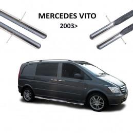 MARCHE PIED TUBE MERCEDES VITO VIANO W639 2004+