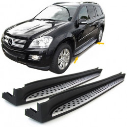MARCHE PIED AMG LOOK MERCEDES GL X164 2006-2011