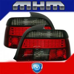 FEUX LED ROUGE NOIR BMW E39 1995-2000