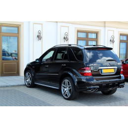 MARCHE PIED AMG LOOK MERCEDES ML W164 2006-2011