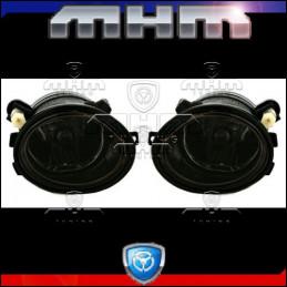ANTIBROUILLARDS M5 NOIR BMW E39 95-03