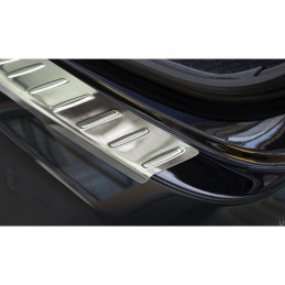 SEUIL PROTECTION COFFRE INOX MERCEDES W212 BERLINE
