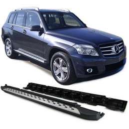 MARCHE PIED AMG LOOK MERCEDES GLK 2008-2014