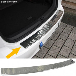 SEUIL PROTECTION COFFRE INOX BMW X1 M 2012+