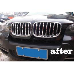 GRILLE CALANDRE CHROME BMW X5 E70 + X6 E71