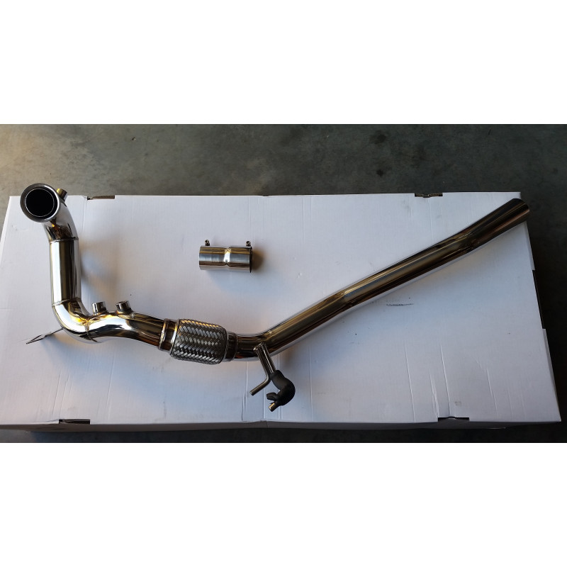 TUBE DEFAP INOX AUDI VW SEAT TDI 105 140 170