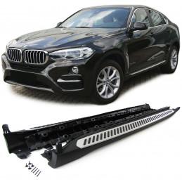 MARCHE PIED ALU OEM LOOK BMW X6 F16 2014+