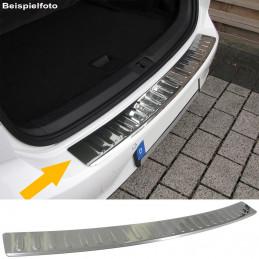 SEUIL PROTECTION PARE CHOC INOX POLI BMW X5 F15
