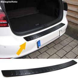 SEUIL PROTECTION PARE CHOC CARBONE MERCEDES CLASSE A W169