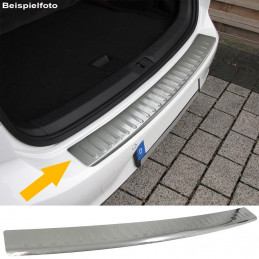 SEUIL PROTECTION INOX CARBONE MERCEDES CLASSE B W245