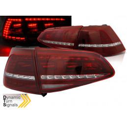 FEUX DYNAMIC R LOOK VW GOLF 7 2013+