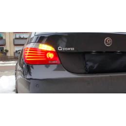 CALANDRE NOIRE BRILLANTE M POWER BMW SERIE 5 E60 E61