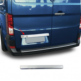 BAGUETTE HAYON CHROME VW CRAFTER 2017+