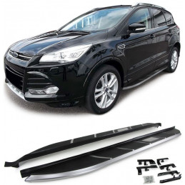 MARCHE PIED TUBE FORD KUGA 2008-2012